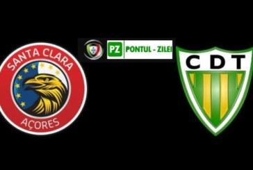 Ponturi Santa Clara vs Tondela fotbal 2 ianuarie 2019 Primeira Liga Portugalia
