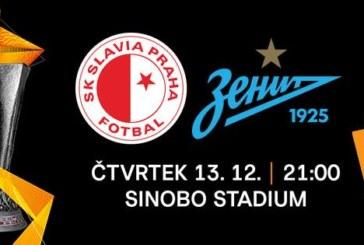 Ponturi pariuri Slavia Praga vs Zenit – Europa League 13 decembrie 2018