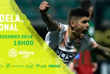 Ponturi pariuri Tondela vs Nacional – Cupa Ligii Portugaliei 28 decembrie 2018