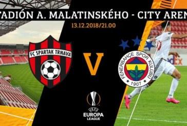 Ponturi pariuri Spartak Trnava vs Fenerbahce – Europa League 13 decembrie 2018