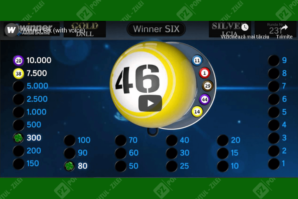 ce este Winner six