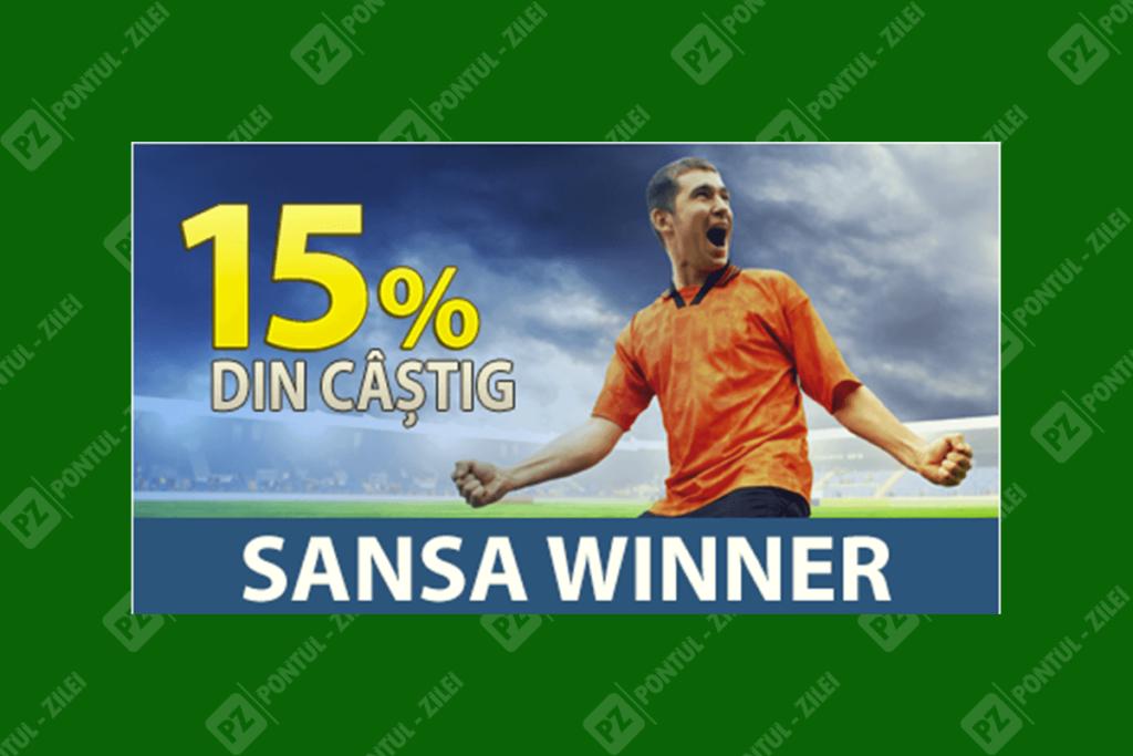 Winner sansa