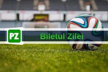 Biletul zilei din fotbal de la ERC – Luni 04 Martie – Cota 2.49 – Castig potential 249 RON