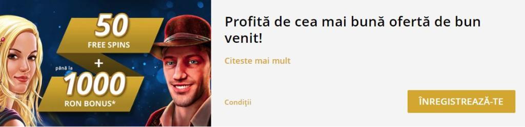 Bonus cazino online Admiral