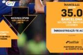 Cota zilei din fotbal – Duminica 20 Ianuarie – Cota 2.40 – Castig potential 240 RON