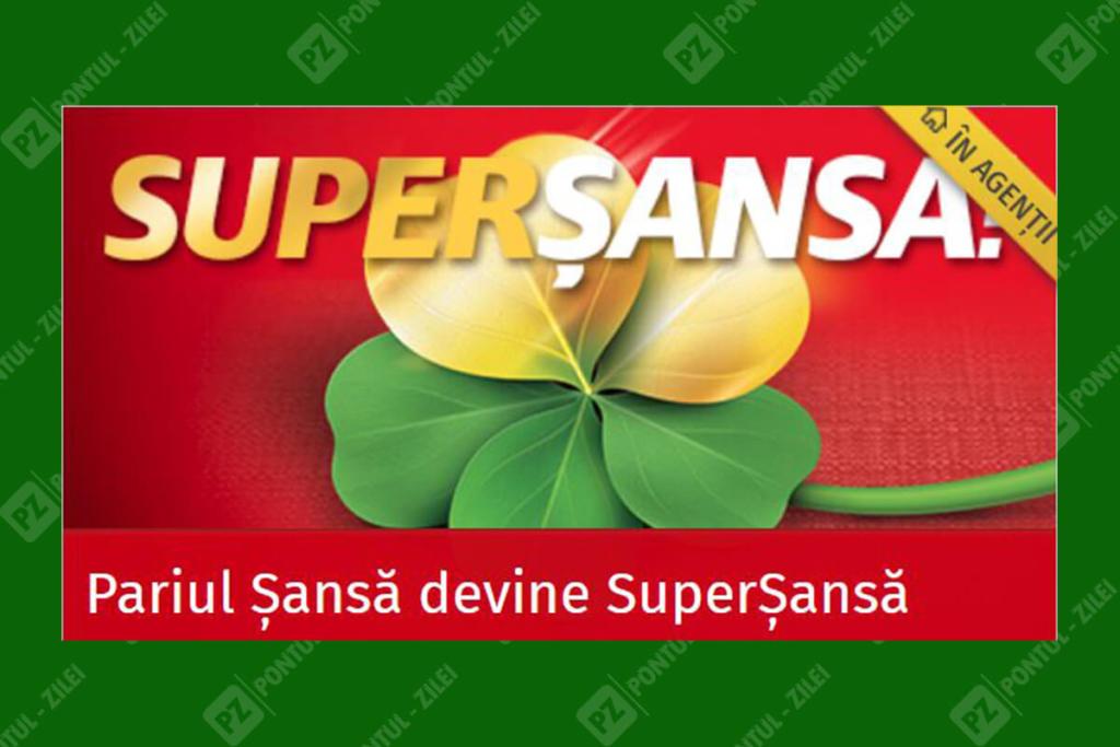 Pariu Sansa Superbet
