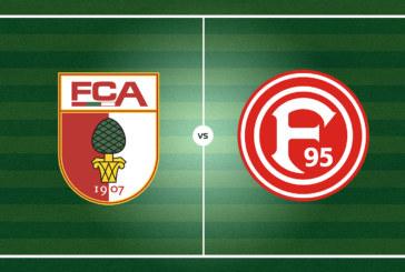 Ponturi Augsburg vs Fortuna Dusseldorf fotbal 19-ianuarie-2019 Bundesliga