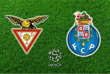Ponturi Aves vs FC Porto fotbal 3-ianuarie-2019 Primeira Liga