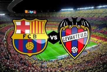 Ponturi Barcelona – Levante fotbal 17-ianuarie-2019 Cupa Spaniei