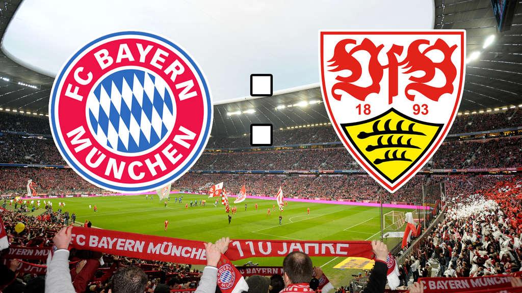 Bayern München Stuttgart