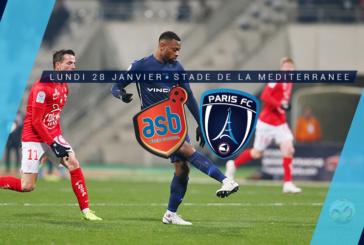 Ponturi Beziers – Paris FC fotbal 28-ianuarie-2019 Franta Ligue 2