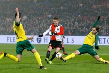 Ponturi Feyenoord vs Fortuna Sittard 23-ianuarie-2019 KNVB Cup