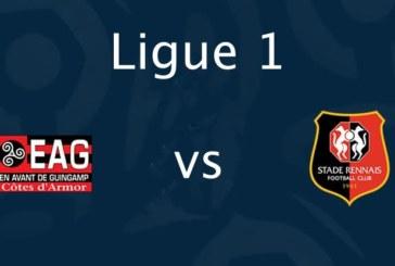 Ponturi Guingamp vs Rennes fotbal 16-ianuarie-2019 Ligue 1