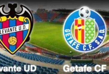 Ponturi Levante – Getafe fotbal 2-februarie-2019 Spania Primera