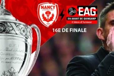 Ponturi Nancy – Guingamp fotbal 22-ianuarie-2019 Cupa Frantei