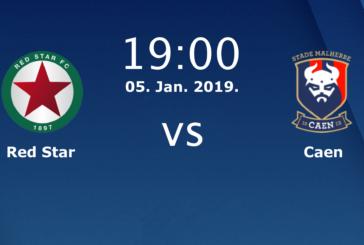 Ponturi Red Star vs Caen fotbal 5-ianuarie-2019 Cupa Frantei