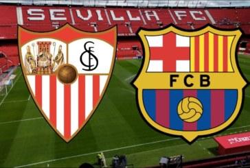 Ponturi Sevilla vs Barcelona fotbal 23-ianuarie-2019 Cupa Regelui