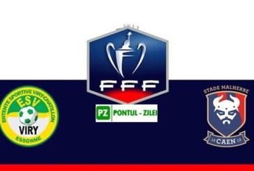 Ponturi Viry Châtillon vs Caen fotbal 23 ianuarie 2019 Cupa Frantei