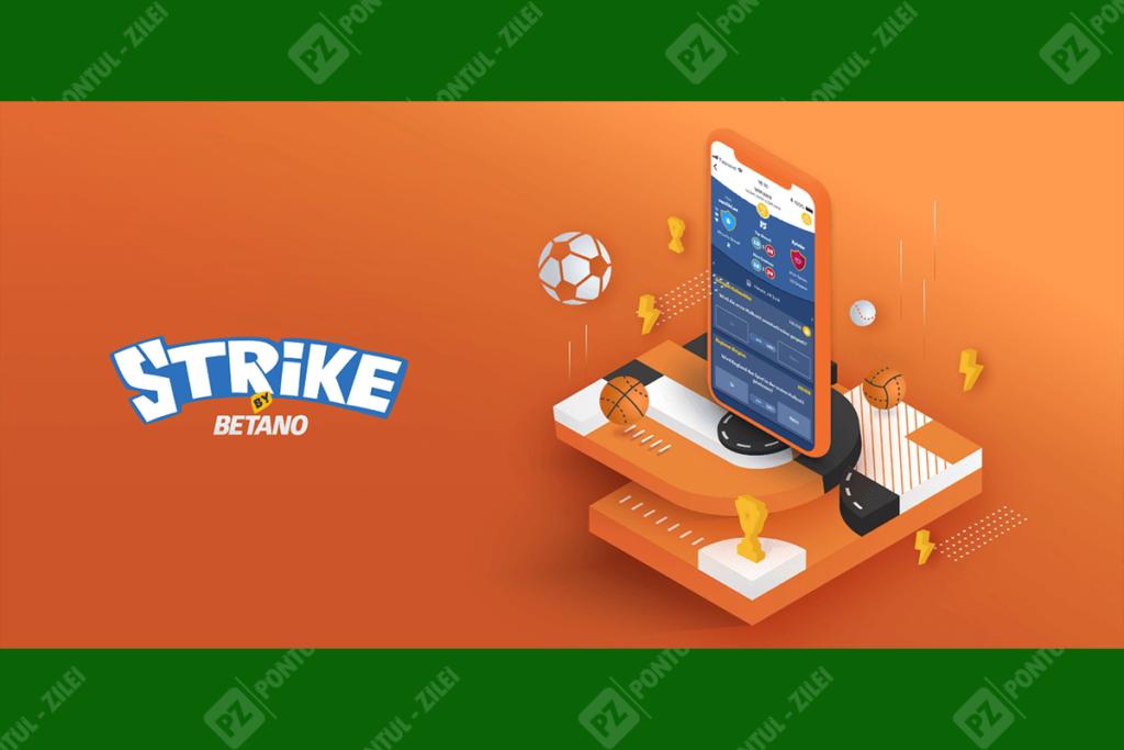 Strike by Betano