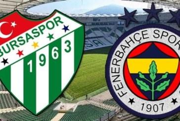 Ponturi Bursaspor vs Fenerbahce fotbal 21 ianuarie 2019 Super Liga Turcia