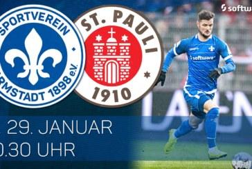 Ponturi Darmstadt – St Pauli 29-ianuarie-2019 Bundesliga 2