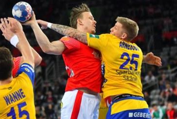 Ponturi Danemarca vs Suedia handbal 23 ianuarie 2019 Campionatul Mondial