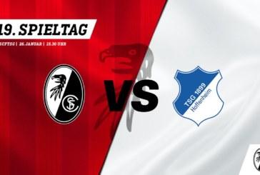 Ponturi Freiburg – Hoffenheim fotbal 26-ianuarie-2019 Bundesliga
