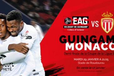 Ponturi Guingamp – AS Monaco 29-ianuarie-2019 Cupa Ligii Frantei