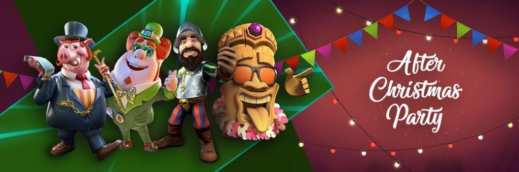 Orice video slot de la Netent iti aduce 10 Rotiri Gratuite la jocul Secrets of Christmas!