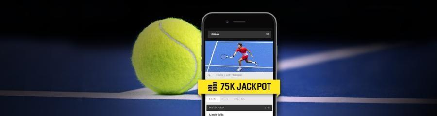 Jackpot de 375.000 RON cu ocazia Australian Open