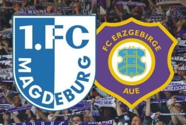 Ponturi Magdeburg vs Erzgebirge Aue fotbal 29 ianuarie 2019 2.Bundesliga Germania