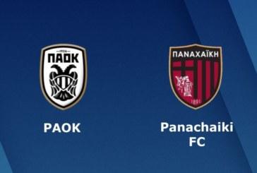 Ponturi PAOK Salonic vs Panachaiki fotbal 22 ianuarie 2019 Cupa Greciei