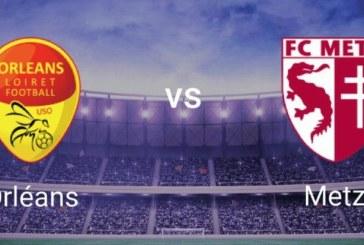 Ponturi Orleans vs Metz fotbal 11 ianuarie 2019 Ligue 2 Franta