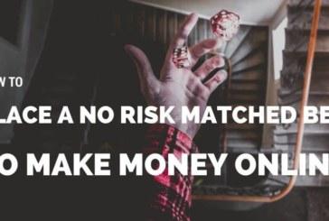 Bonus pariuri online sub forma unui pariu fara risc – ce trebuie sa stii despre el