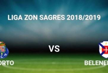 Ponturi Porto vs Belenenses Lisabona fotbal 30 ianuarie 2019 Primeira Liga Portugalia