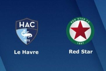 Ponturi Le Havre vs Red Star fotbal 21 ianuarie 2019 Ligue 2 Franta