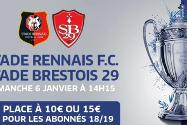 Ponturi Rennes – Brest fotbal 6-ianuarie-2019 Cupa Frantei
