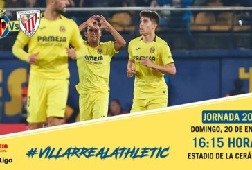 Ponturi Villarreal – Athletic Bilbao fotbal 20-ianuarie-2019 La Liga