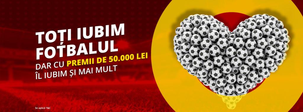 Biletul Zilei fotbal de la Tudor Popa – Joi 14 Februarie – Cota 13.50 – Castig potential 670 RON