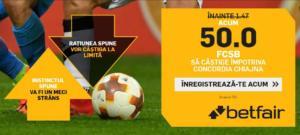 Biletul Zilei fotbal – Duminica 17 Februarie – Cota 2.33 – Castig potential 233 RON