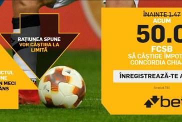 Biletul zilei din fotbal de la ERC – Duminica 17 Februarie – Cota 5.25 – Castig potential 525 RON