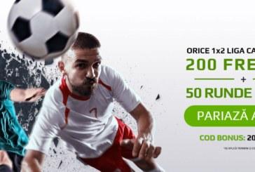 Cota zilei din fotbal – Miercuri 13 Februarie – Cota 2.15 – Castig potential 215 RON