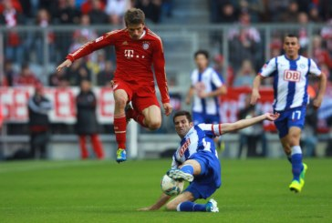 Ponturi Bayern Munchen vs Hertha Berlin 23-februarie-2019 Bundesliga