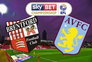 Ponturi Brentford – Aston Villa fotbal 13-februarie-2019 Anglia Championship