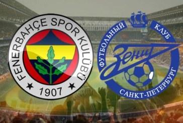 Ponturi Fenerbahce vs Zenit Saint Petersburg 12-februarie-2019 Europa League