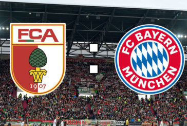 Ponturi Augsburg – Bayern Munchen fotbal 15-februarie-2019 Bundesliga