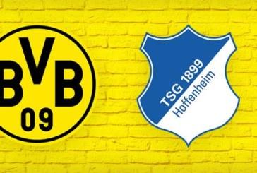 Ponturi Borussia Dortmund – Hoffenheim fotbal 9-februarie-2019 Bundesliga