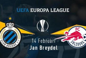 Ponturi Club Brugge vs Salzburg fotbal 14 februarie 2019 Europa League