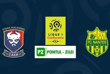 Ponturi Caen vs Nantes fotbal 13 februarie 2019 Ligue I Franta