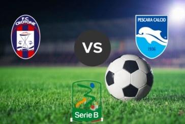 Ponturi Crotone vs Pescara fotbal 18 februarie 2019 Serie B Italia